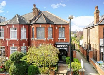 Thumbnail 3 bedroom semi-detached house for sale in Hoveden Road, Mapesbury Conservation Area, London