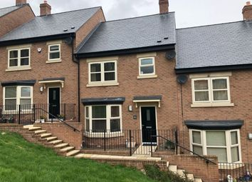 Thumbnail 3 bed terraced house to rent in Willoughby Park, Alnwick, Northumberland