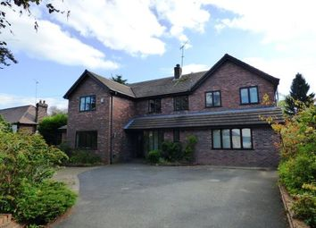 Thumbnail 5 bedroom detached house for sale in Hilton Road, Disley, Stockport, Cheshire