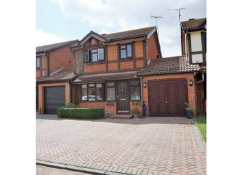 Thumbnail 3 bed detached house for sale in Burkeston Close, Sittingbourne