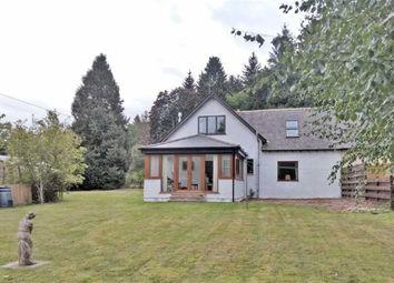 Thumbnail 4 bed semi-detached house for sale in Carron, Aberlour