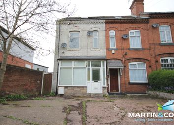 Thumbnail 3 bed end terrace house to rent in Metchley Lane, Harborne