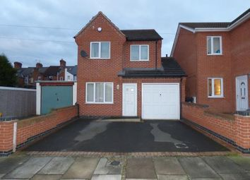 Thumbnail 3 bed detached house for sale in Hampshire Road, Aylestone, Leicester, Leicestershire