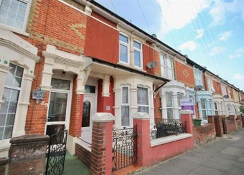 Thumbnail 2 bed terraced house for sale in Lynton Grove, Portsmouth
