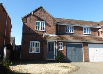 Thumbnail 3 bed semi-detached house for sale in Gorse Close, Scunthorpe