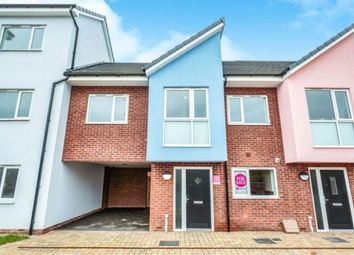 Thumbnail 3 bedroom mews house for sale in Foxhall Village, Blackpool