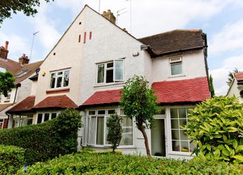 Thumbnail 3 bed semi-detached house to rent in Llanvanor Road, London