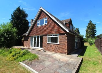 Thumbnail 4 bed detached bungalow to rent in Waltham Road, White Waltham, Maidenhead