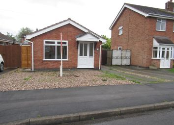 Thumbnail 2 bed detached bungalow for sale in Vicarage Lane, Whetstone, Leicester