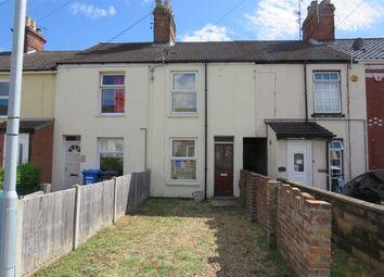 Thumbnail 2 bed terraced house for sale in Kirkley Run, Lowestoft, Suffolk