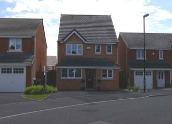 Thumbnail 4 bed detached house to rent in De Haviland Way, Skelmersdale