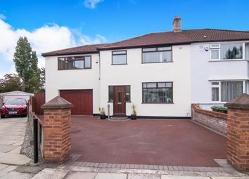 Thumbnail 4 bedroom semi-detached house for sale in Beech Grove, Netherton, Liverpool, Merseyside