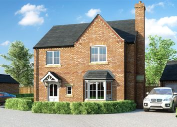 Thumbnail 4 bed detached house for sale in Alderfield Close, Boston