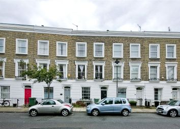 Thumbnail 4 bed terraced house to rent in Grafton Road, London
