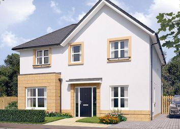 "Thumbnail 4 bed detached house for sale in ""The Tetbury"" at Cairneyhill, Dunfermline"