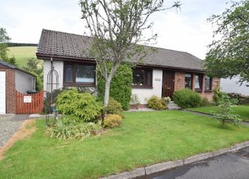 Thumbnail 3 bed detached bungalow for sale in Springlea, Howgate Road, Biggar