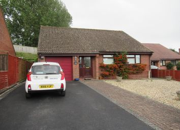 Thumbnail 3 bed detached bungalow to rent in Court Gardens, Yeovil