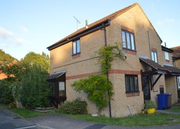Thumbnail 3 bedroom end terrace house for sale in Dovehouse Road, Haverhill