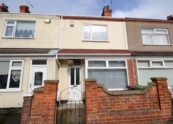 Thumbnail 3 bed terraced house to rent in Cooper Road, Grimsby