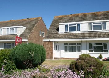 Thumbnail 3 bed semi-detached house to rent in Beaumont Park, Littlehampton