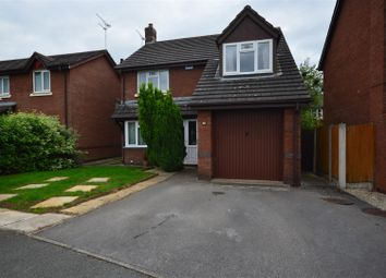 Thumbnail 4 bed detached house for sale in Foxall Way, Great Sutton, Ellesmere Port