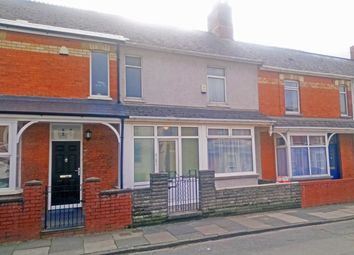 Thumbnail 2 bedroom terraced house for sale in West Terrace, Penarth