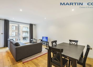 Thumbnail 1 bed flat to rent in Coach House Yard, Ebner Street, London
