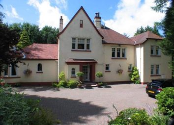Thumbnail 5 bed detached house for sale in Erroldene, Bridge Of Weir Road, Kilmacolm, Renfrewshire