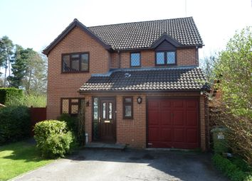4 bed detached house for sale in Monument Chase, Whitehill, Bordon GU35