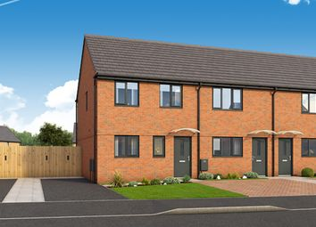 "Thumbnail 3 bedroom property for sale in ""The Ashby"" at Fletcher Way, Peterborough"