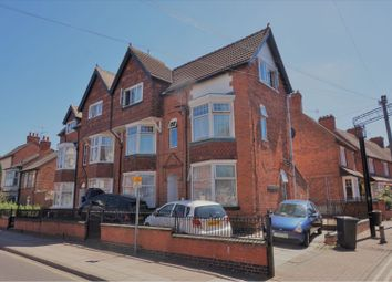 Thumbnail 1 bed flat for sale in 14 Glenfield Road, Leicester