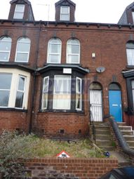 Thumbnail 7 bed property to rent in Blackman Lane, Leeds, West Yorkshire