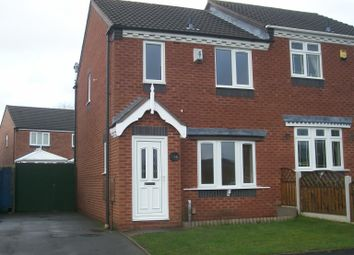 3 bed semi-detached house to rent in Marlborough Way, Newdale, Telford TF3