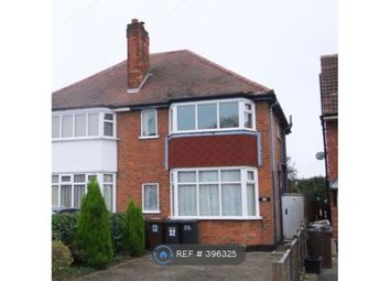 Thumbnail 4 bed semi-detached house to rent in Orchard Avenue, Solihull