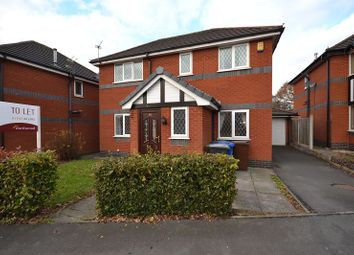Thumbnail 3 bed detached house to rent in Spelding Drive, Standish Lower Ground