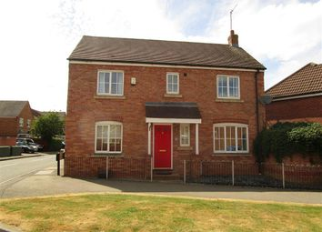 Thumbnail 3 bedroom property to rent in Wake Way, Grange Park, Northampton