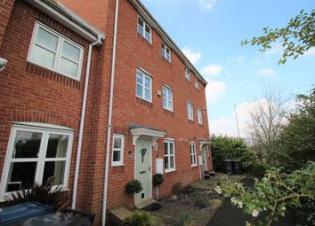 Thumbnail 4 bed town house to rent in Roe Gardens, Ruddington, Nottingham
