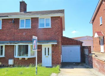 Thumbnail 3 bed semi-detached house for sale in Acorn Close, Barlby, Selby