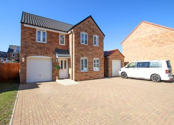 Thumbnail 4 bed detached house for sale in Keymer Close, Aylsham, Norwich