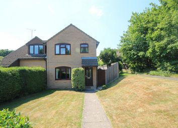 Thumbnail 3 bed semi-detached house for sale in Hermitage, Thatcham, Berkshire