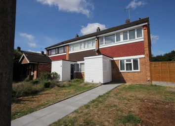 Thumbnail 3 bed end terrace house for sale in Warmley Close, Solihull