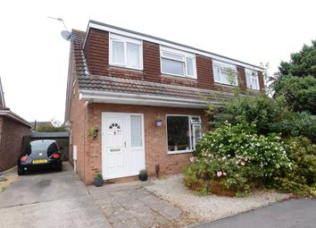 Thumbnail 3 bed semi-detached house for sale in Edgewood Close, Longwell Green, Bristol