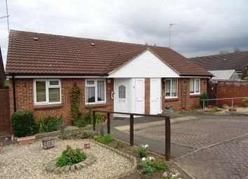 Thumbnail 2 bed semi-detached bungalow for sale in Peggs Grange, Hugglescote, Leicestershire