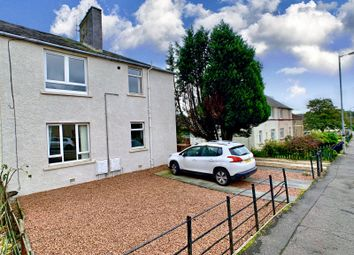 Thumbnail 2 bed flat for sale in Townend Street, Dalry