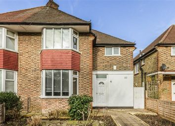 Thumbnail 4 bed semi-detached house to rent in Steventon Road, London