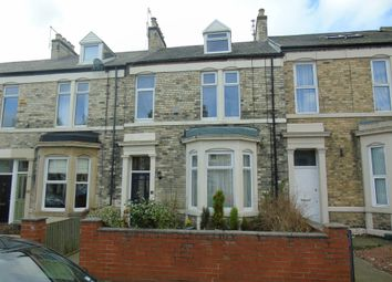 Thumbnail 5 bed terraced house for sale in Alma Place, North Shields