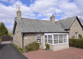 Thumbnail 2 bed semi-detached house for sale in September Cottage, Eccles, Kelso
