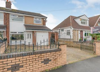 Thumbnail 3 bed semi-detached house for sale in Long Lane, Hindley Green, Wigan, Greater Manchester