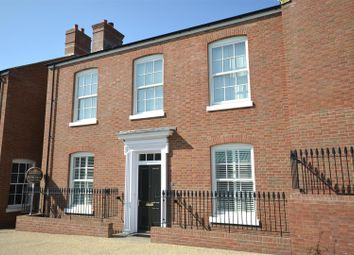 Thumbnail 3 bedroom semi-detached house for sale in Liscombe Street, Poundbury, Dorchester