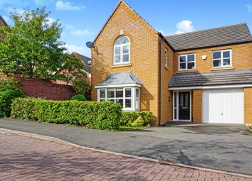 4 bed detached house for sale in Charles Hayward Drive, Wolverhampton WV4